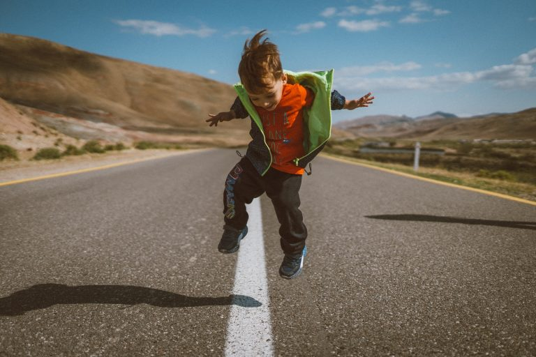 How to Teach Kids to Be Tough and Strong at a Young Age